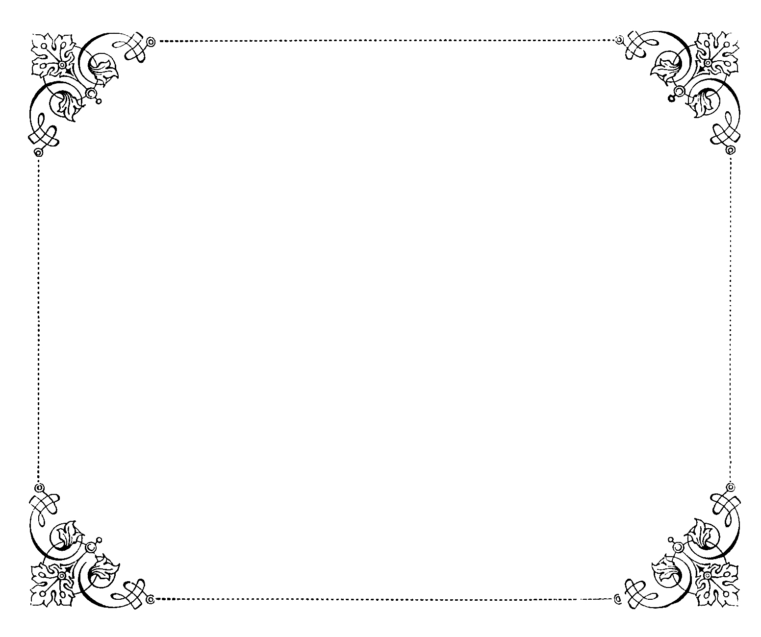 Download Free png Letterhead Border Png Fancy Borders Free.