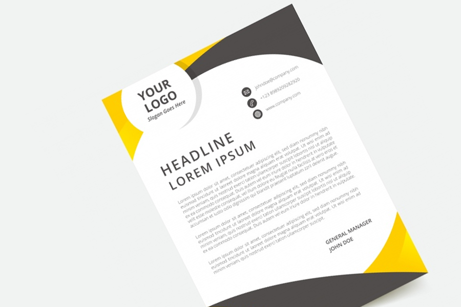 50+ Free Letterhead Templates (for Word).