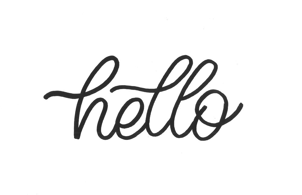 Create Your Own Vectorized Hand Lettering.