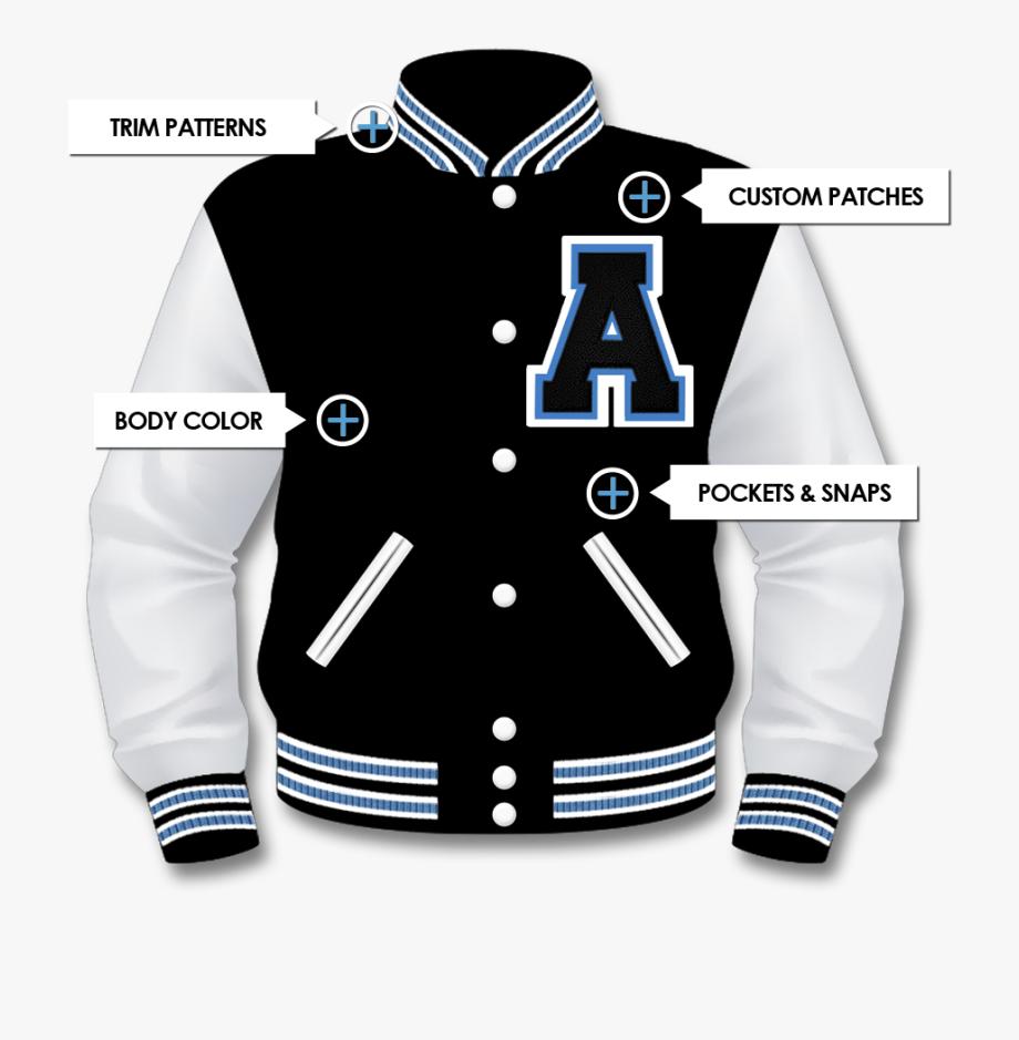Azusa High School Letterman Jackets.
