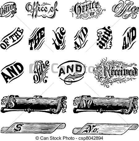 Letterpress Vector Clip Art Illustrations. 4,528 Letterpress.