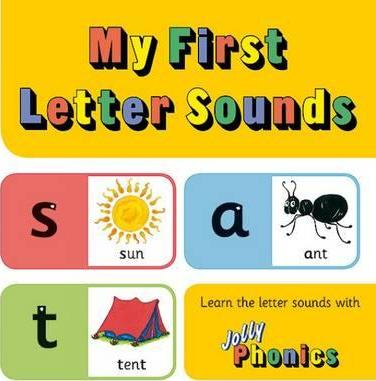 My First Letter Sounds : Sara Wernham : 9781844144747.