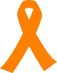 Leukemia Ribbon Clipart.