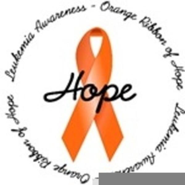 Leukemia Awareness Clipart.