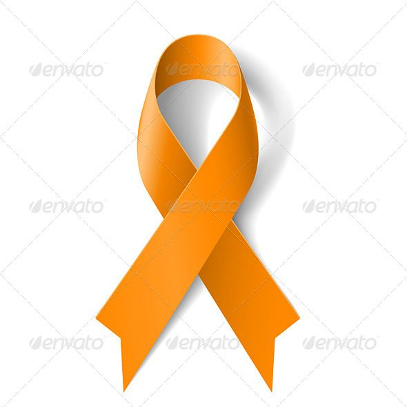 Orange Ribbon.
