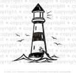Leuchtturm Clipart.