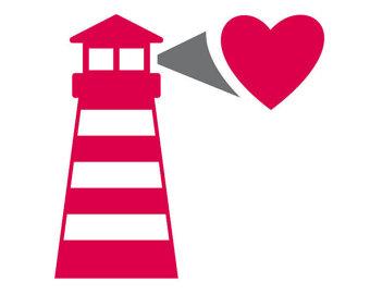 Lighthouse svg.