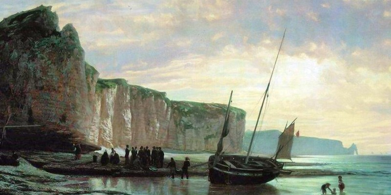 12 Beautiful Paintings from Russian Artist Lev Lagorio.