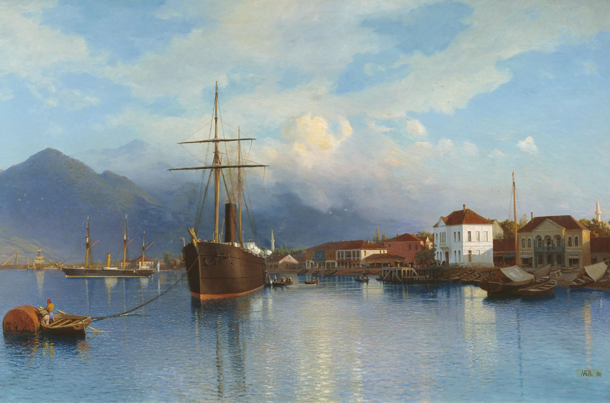 Batum, 1881.