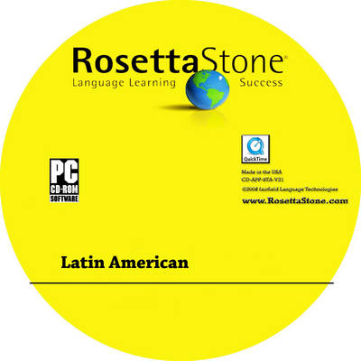 Rosetta Stone Spanish Level 1 Clipart.