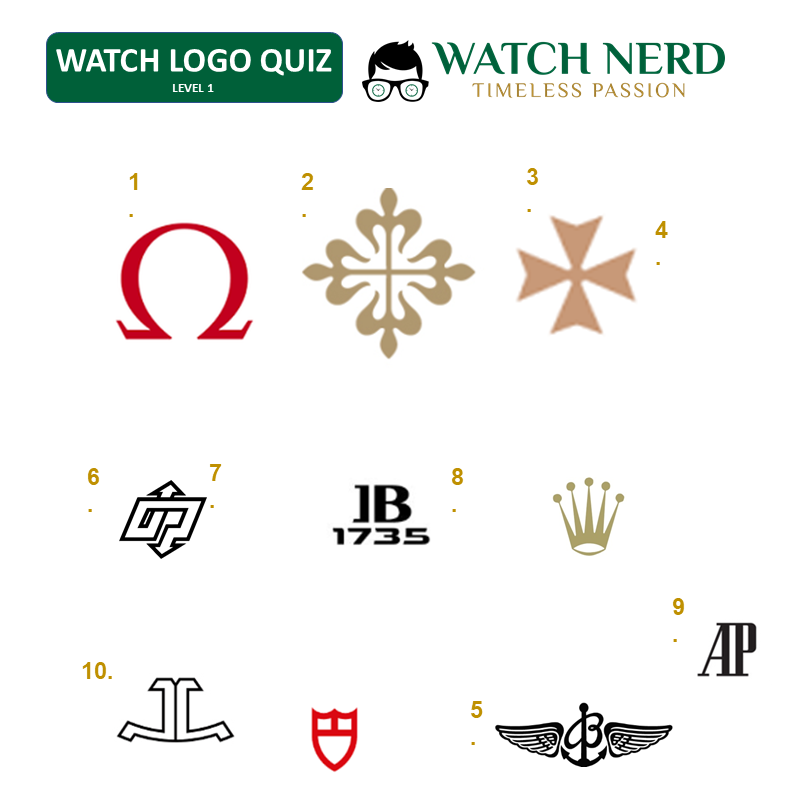 Logo Quiz Level 1.