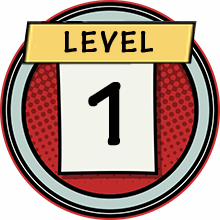 Level 1 German Course.