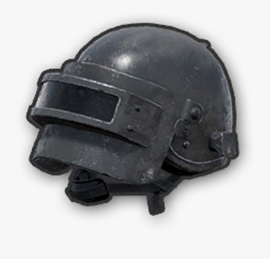 Pubg Lvl 3 Helmet Png Clip Art Black And White Stock.