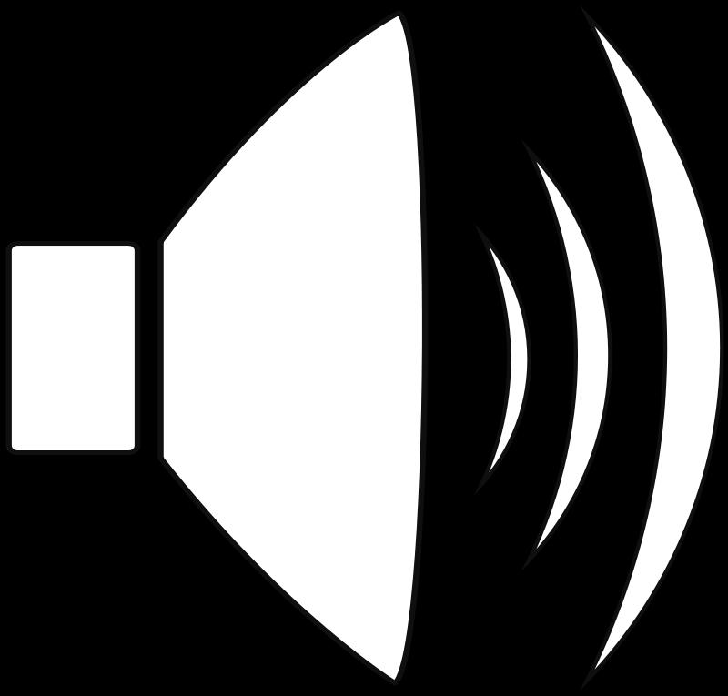 Free Clipart: Volume Level 3.
