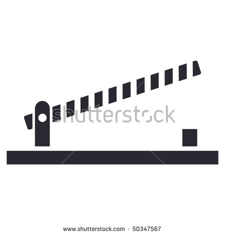 Level Crossing Stock Vectors & Vector Clip Art.