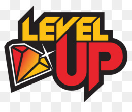 Level Up PNG.