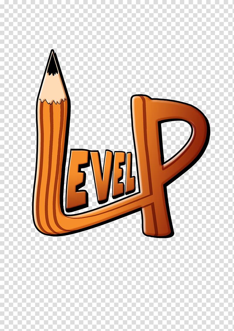 Logo Brand Handle Font, level up transparent background PNG.