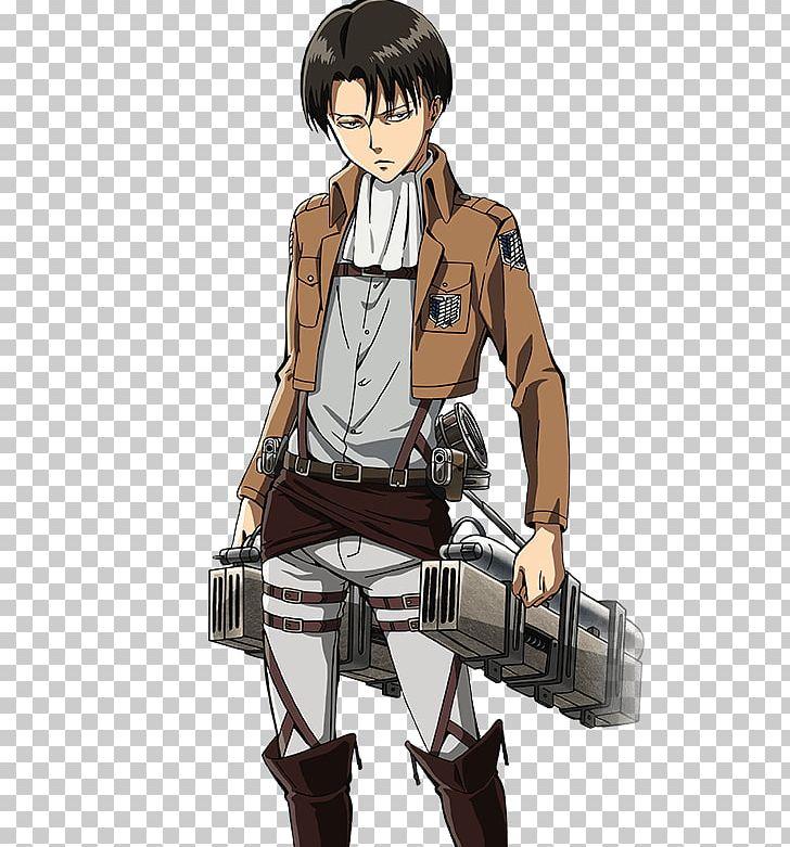Eren Yeager Levi Mikasa Ackerman Sasha Braus Anime PNG.