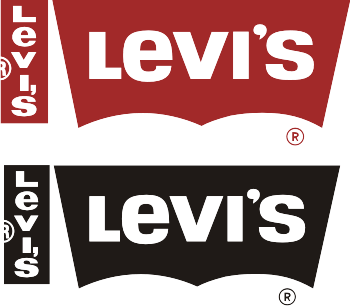 Image result for levis logo in 2019.