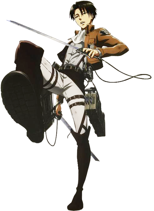 Download Attack On Titan Png Photo.
