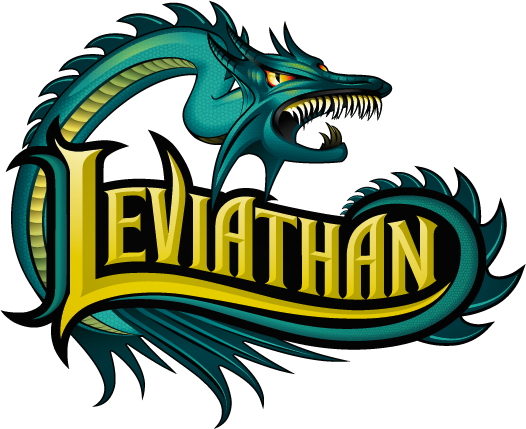 Leviathan logo in 2019.