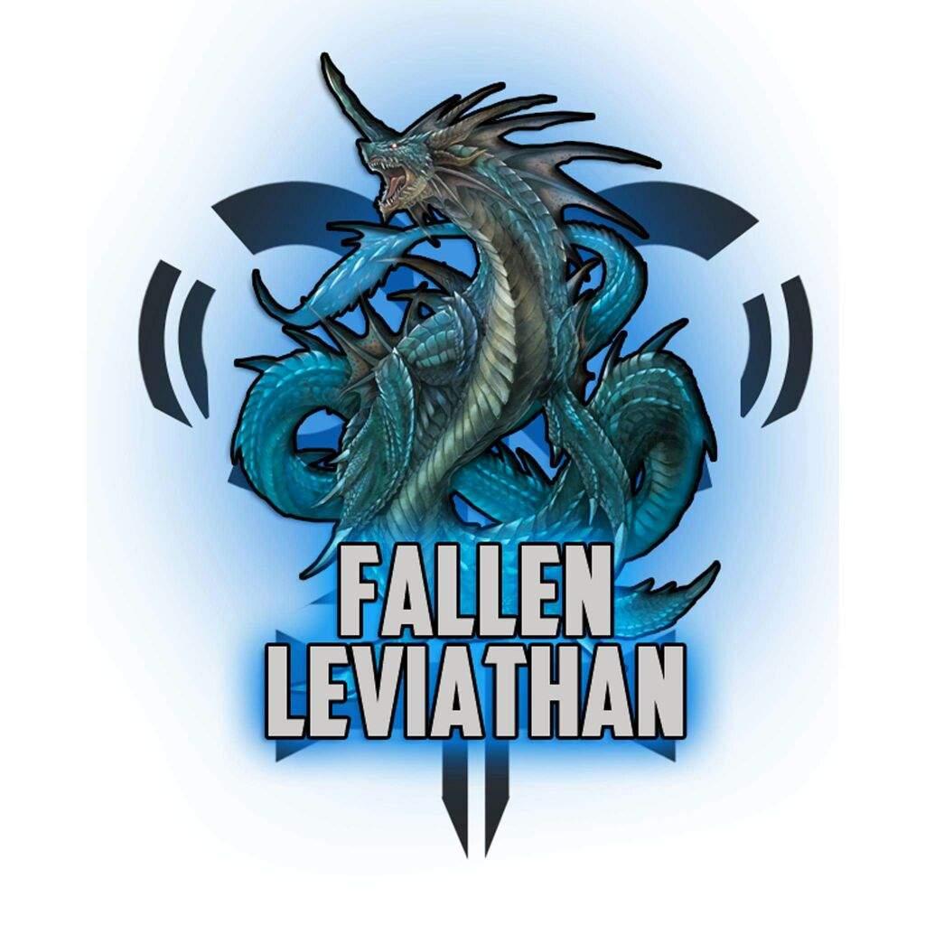 The Fallen Leviathan Logo.