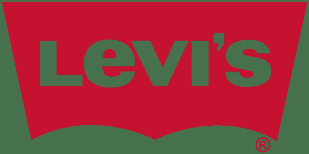 Levi's Logo transparent PNG.