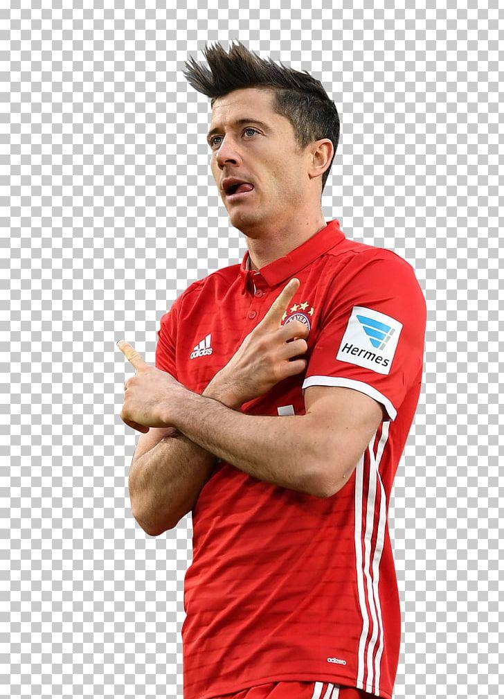 Robert Lewandowski FC Bayern Munich Bundesliga Volkswagen.