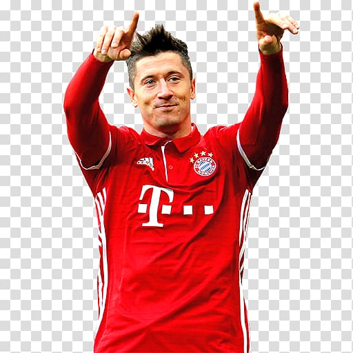 Robert Lewandowski FIFA 17 FIFA 18 FC Bayern Munich Football.