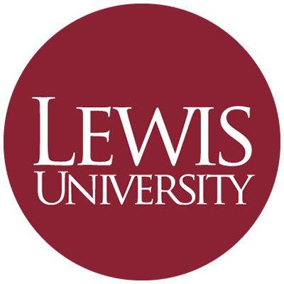 Lewis University (@LewisUniversity).