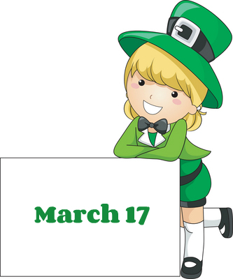 St Patrick's Day Events in Lewisburg WV.
