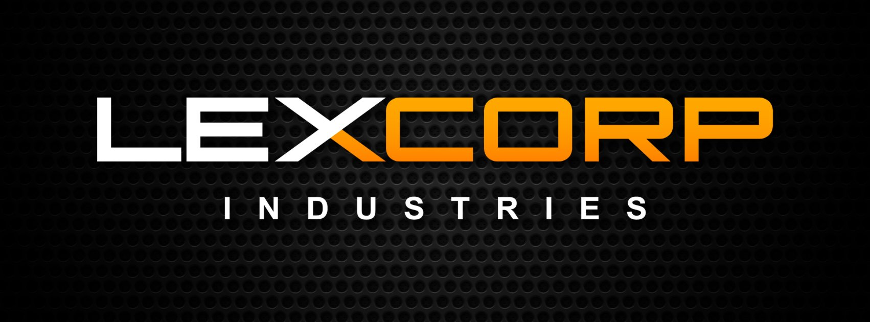 Facebook cover I made based on LexCorp logo from BvS : DCcomics.