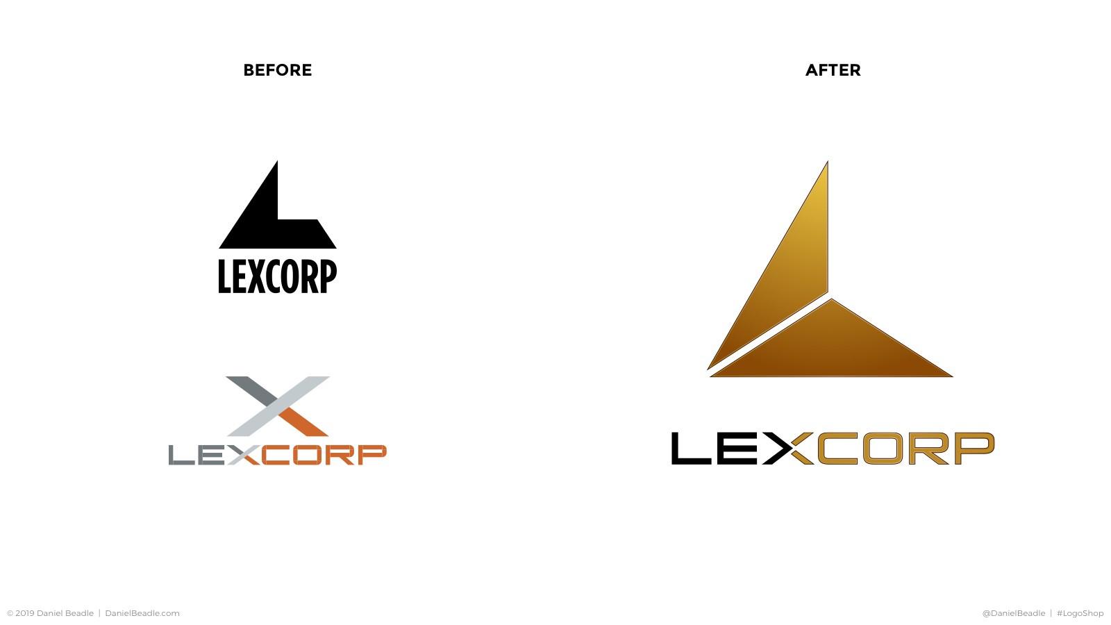 LogoShop Part 4: LexCorp.