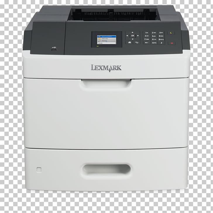 Lexmark MS810 Printer Laser printing, printer PNG clipart.