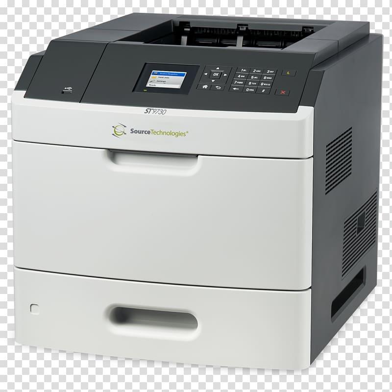 Lexmark Laser printing Printer Duplex printing, printer.