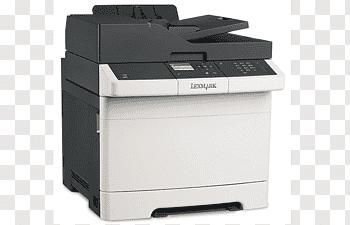 Lexmark Cx410 cutout PNG & clipart images.