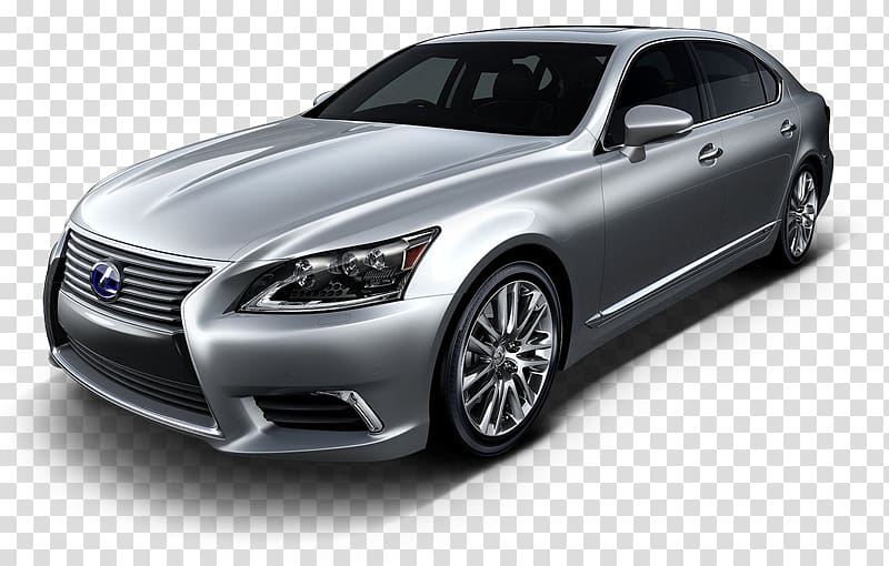 Lexus LS Car Lexus IS Toyota, car transparent background PNG.