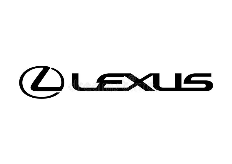 Lexus Stock Illustrations.