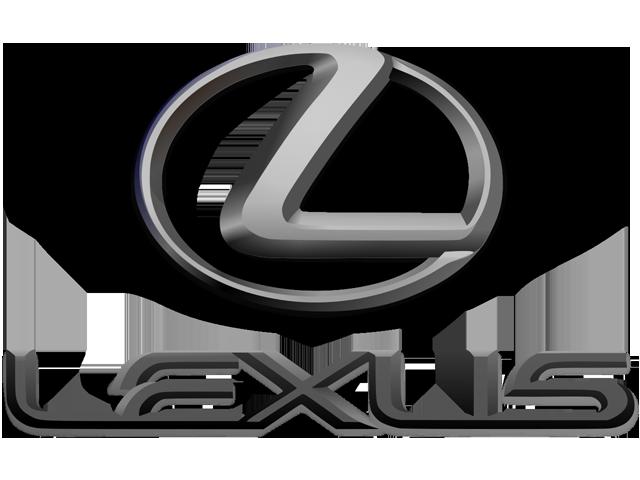 Lexus IS Car Toyota Logo.
