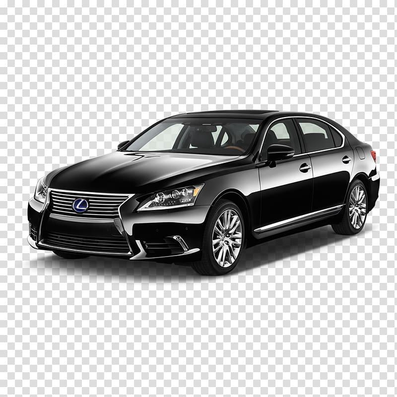 Lexus LS Car Lexus GS Lexus ES, car transparent background.