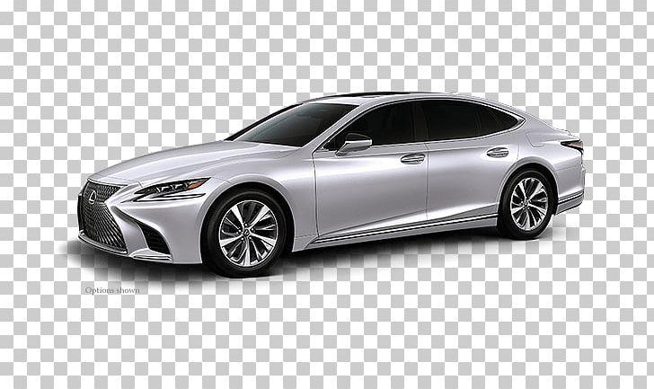 2017 Honda Civic Car 2018 Lexus LS PNG, Clipart, 2018 Lexus.