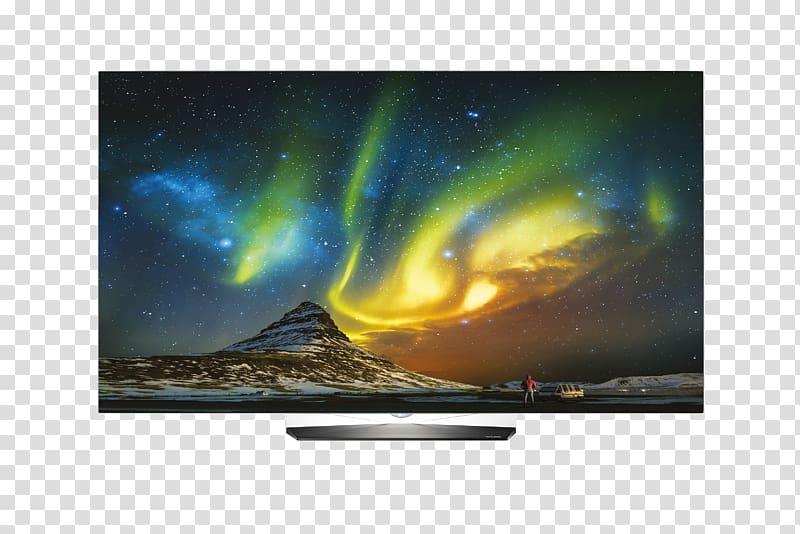 OLED Television 4K resolution LG Electronics LED.