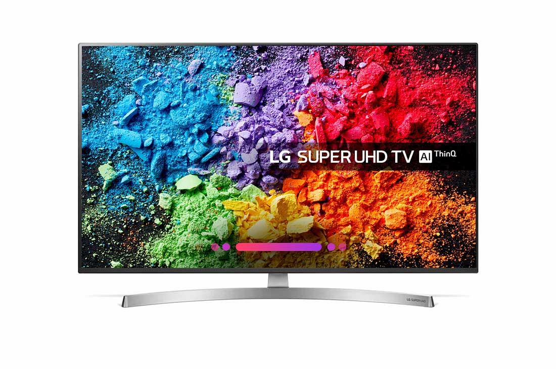 65 inch NanoCell TV.