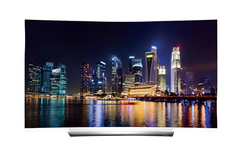 LG OLED TV 65 C6T.