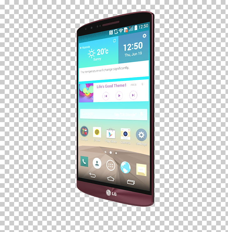 Feature phone Smartphone LG 4G UMTS, lg g3 PNG clipart.