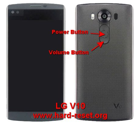 How to Easily Hard Reset LG V10 (H901 / H900 / VS990) with.