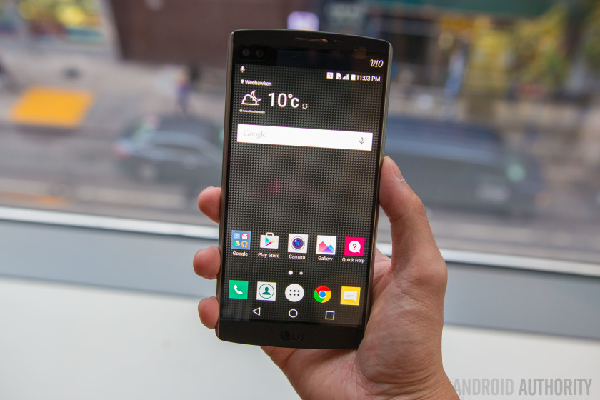 6 problems with the LG V10 and how to fix them.