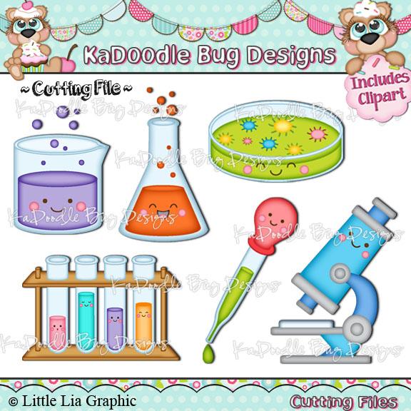 Little Lia Graphic CF : Kadoodle Bug Designs, Cut Files, Digi.