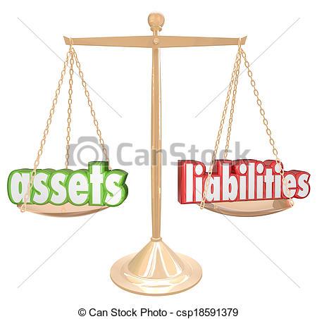 Liabilities Clipart.