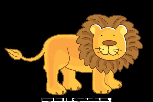 Lion Clipart For Kids.